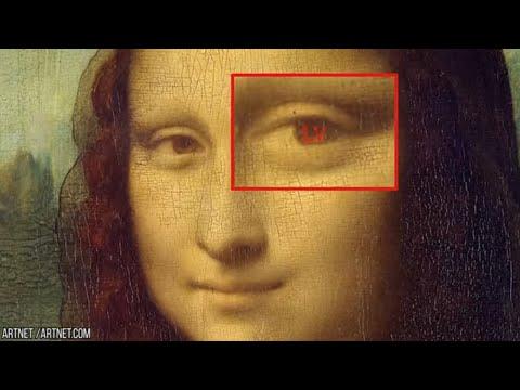 11 SECRET MESSAGES Hidden In Famous Paintings!
