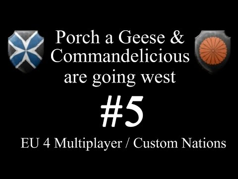 EU 4 coop - going west 5