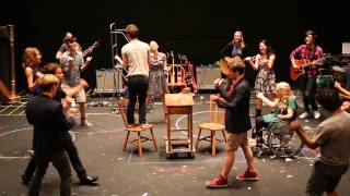 Video! SPRING AWAKENING in Rehearsal