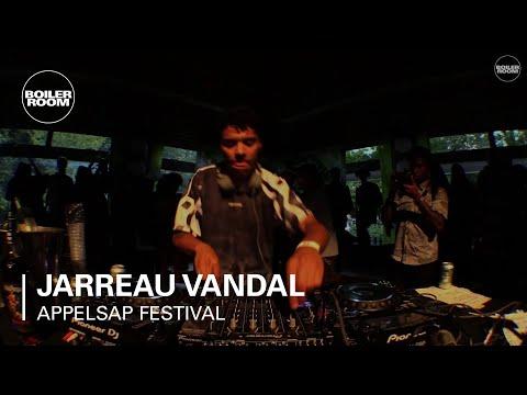 Jarreau Vandal | Appelsap Festival x Boiler Room DJ set