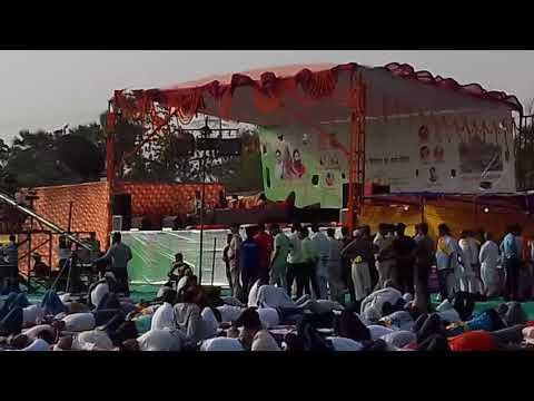 Baba Ramdev yoga shivir in Biharsharif