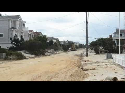 LBI Recovery from Hurricane Sandy