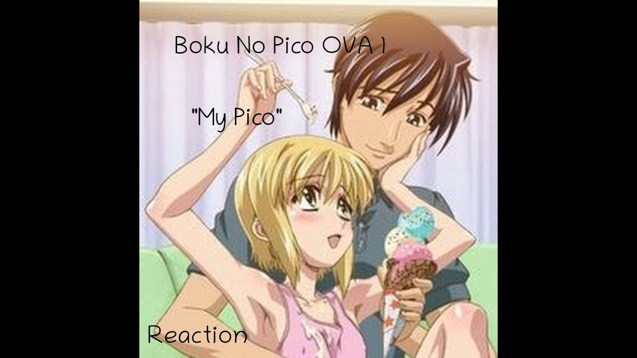 Boku no pico episode 1