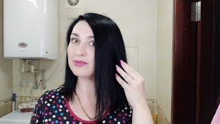 ВЛОГ Обзор покупок Кокосовое масло и маска для волос Уход за волосами