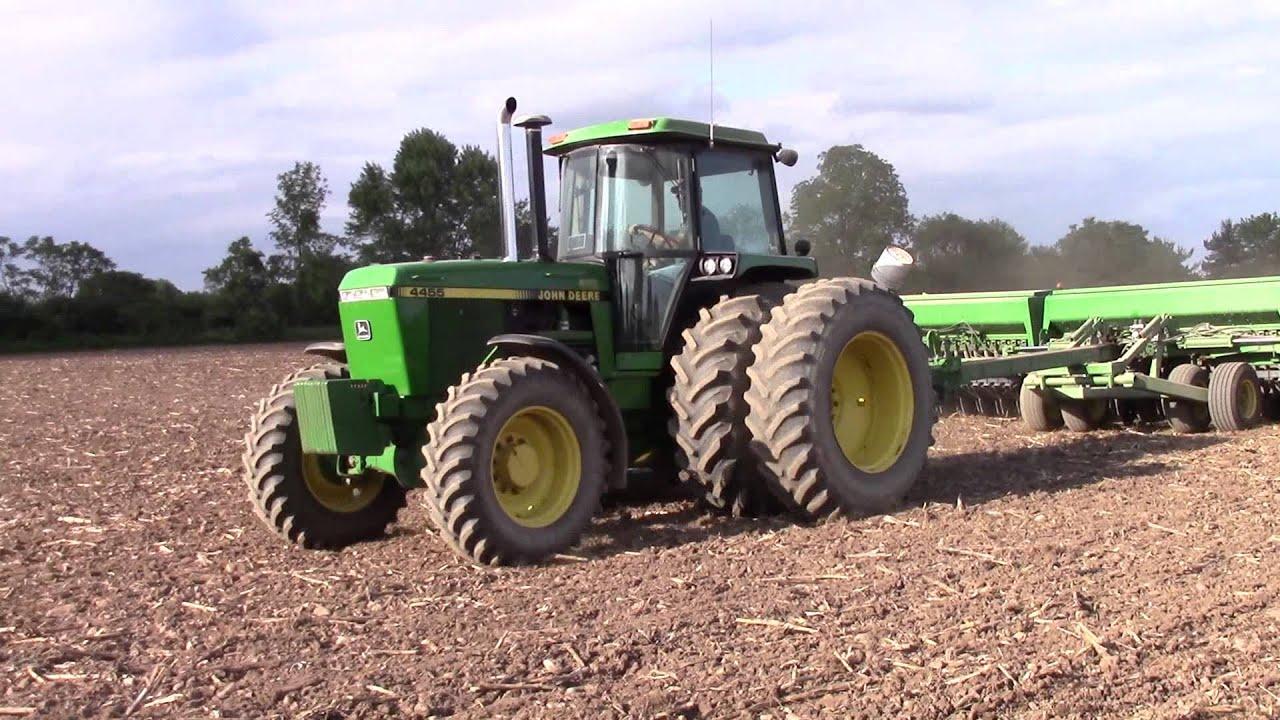 John Deere 4455 Tractor Youtube