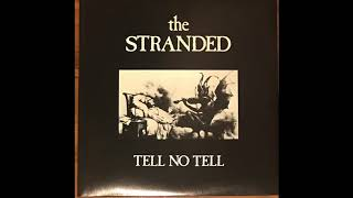 "Stranded ‎– Tell No Tell 7"" Ep 1989 hardcore Japanese punk"