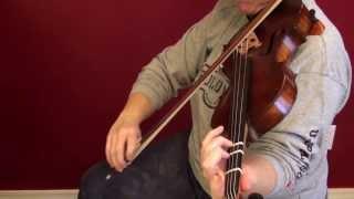 Gossec Gavotte from Suzuki Book 1, slow, violin only