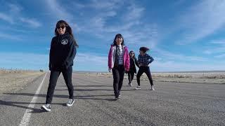 アメリカ横断女子4人旅 「地球に生まれて良かった~!」
