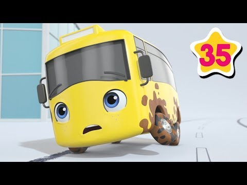 Buster And The Carwash  | Little Baby Bum | Baby Songs & Nursery Rhymes | Learning Songs For Babies