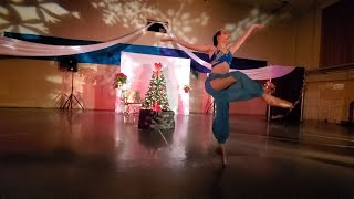 1st Angle-Nikiya's Fire Dance From La Bayadere