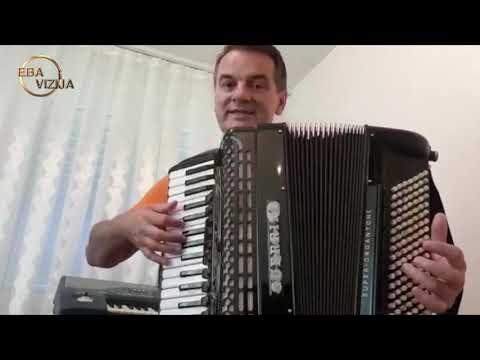 Eso Balić-svijet muzike i učenja sviranja harmonike - 4 čas