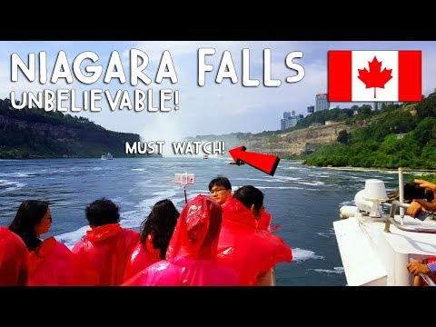 MUST WATCH: NIAGARA FALLS! | Vlog #192