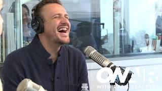 jason segel talks about living on an orange grove on air with ryan seacrest