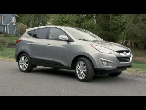 2010 Hyundai Tucson - Review