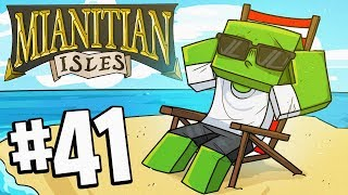WELCOME.. TO MY EPIC BEACH!! - (Mianitian Isles) Episode 41