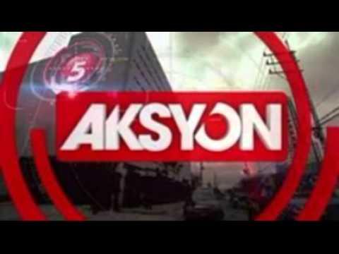 AKSYON SA RADYO5 (nov 24 2015) (Audio)