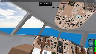 Roblox - Simulateur de vol SFS - American Airlines