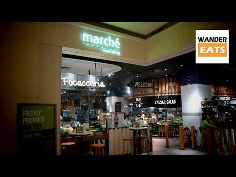 Eat: Marche Movenpick Restaurant at Pavilion Mall KL
