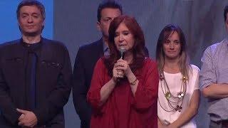 Cristina Fernández pidió a Macri que tome medidas