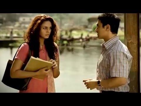 Aamir khan and Huma Qureshi Samsung guru ads unveiled hindi The first look