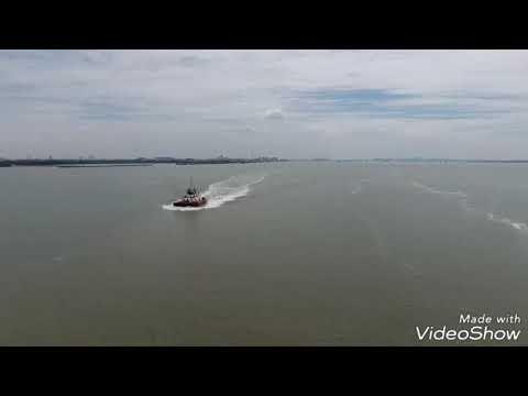 Tugboat 2x1800 HP (New Product PT. Dumss Tanjung Perak Shipyards Surabaya)