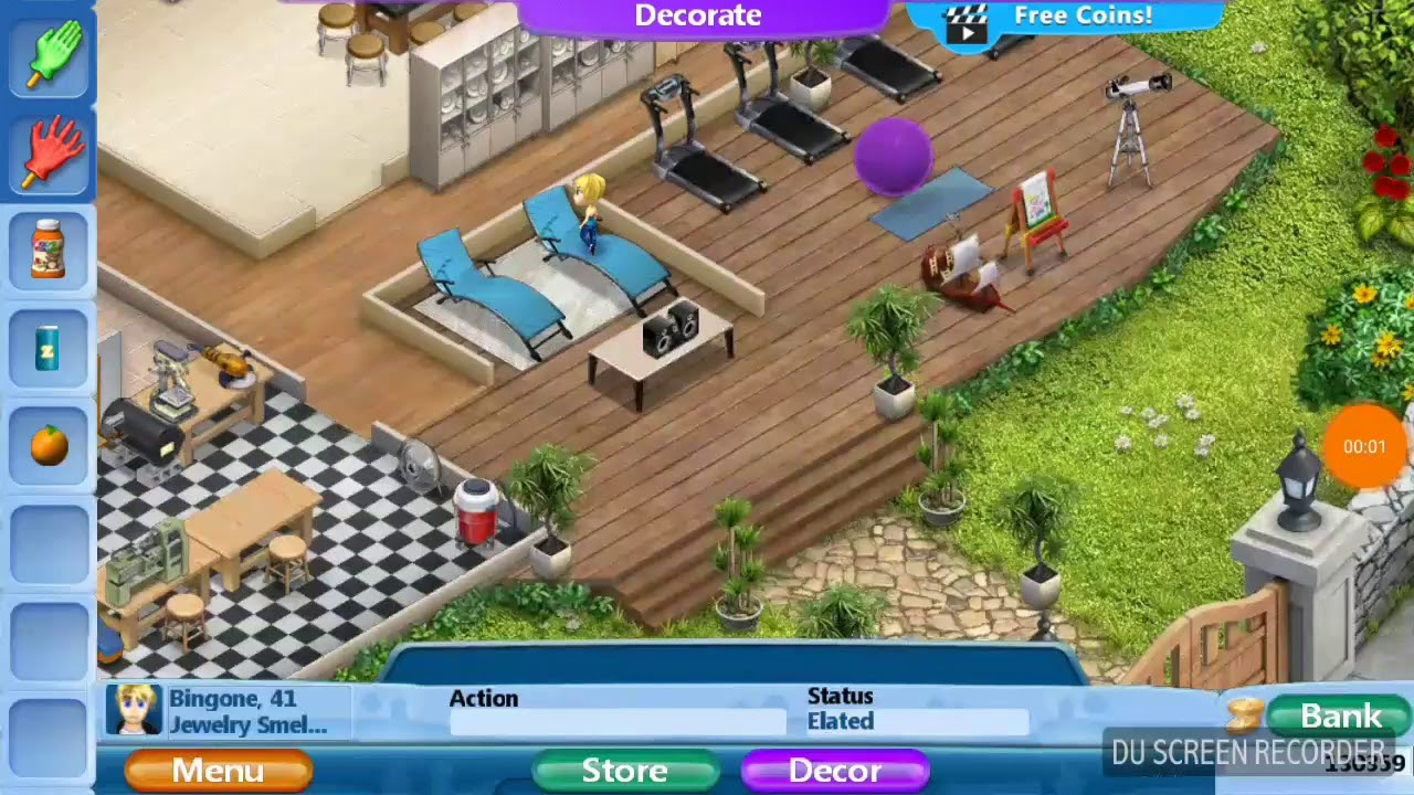 Virtual Families 2 Our Dream House By