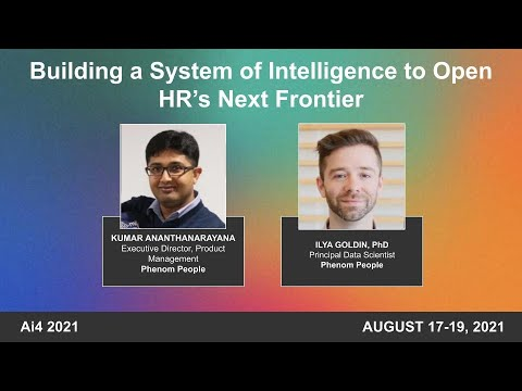 Building a System of Intelligence to Open HR's Next Frontier