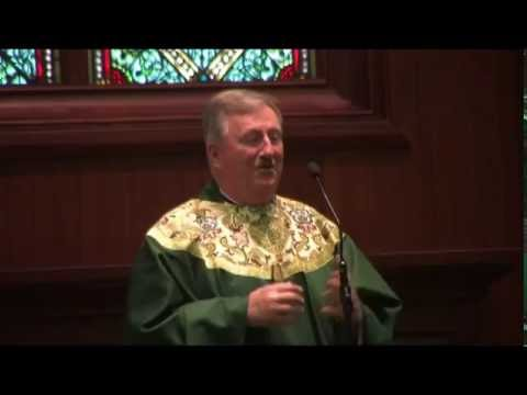 Welcome from Fr. Ed Healey July 2, 2016