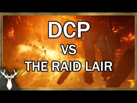 Destiny 2 - DCP vs The Raid Lair (Full Leviathan Raid Lair Run)