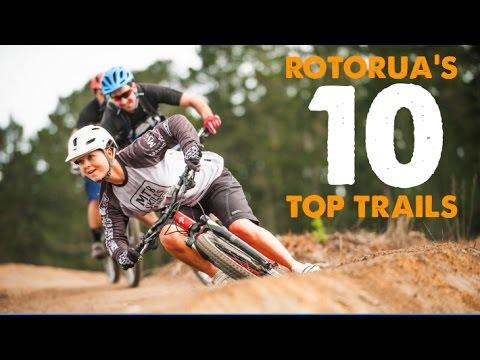 Must-Ride: Rotorua's Top Ten MTB Trails
