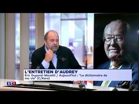 Eric Dupont moretti : Auriez vous pu défendre Jean-Marie le Pen ? 15/4