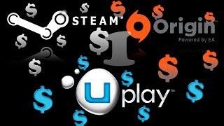 Покупка случайных ключей Steam Origin Uplay №1 Испытай удачу(Сайт на котором покупал - http://cheapseller.ru/ Выпало Command & Conquer: Red Alert 3 - Uprising Origin Key Focus Humble Bundle 1 ..., 2014-03-12T07:57:06.000Z)