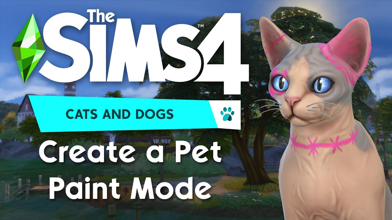 how to make dogs mate sims 4