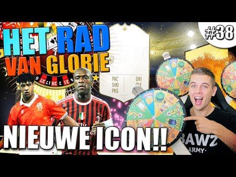 FIFA LOOPT VAST DOOR NIEUWE ICON!! HET RAD VAN GLORIE #38 thumbnail