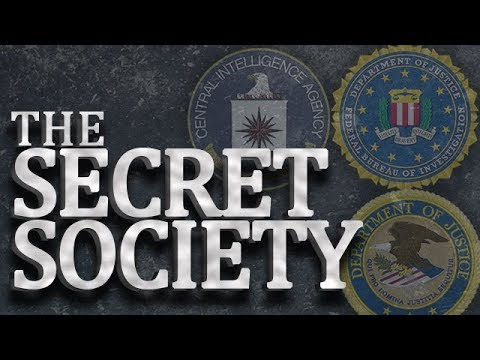 Whistleblower: FBI Informant Says 'Secret Society' Held Secret Meetings Off Site