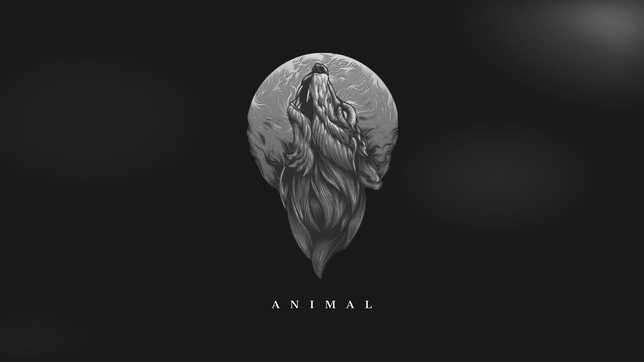 """Animal"" (Free) - Dark Aggressive Angry Hard Rap Beat Hip Hop Instrumental"