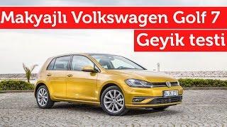 Doğan Kabak | Makyajlı VW Golf 7 - Ümit Erdim'li Geyik Testi