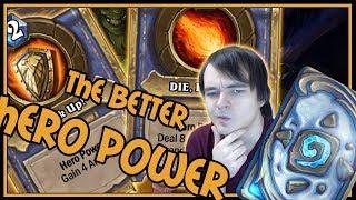 Whose hero power is better? | Quest Warrior | Rastakhan