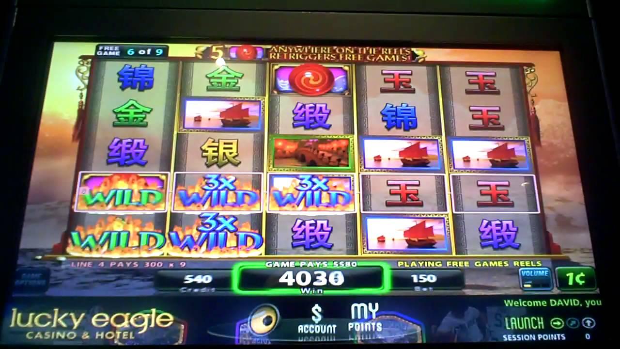 Fire Pearl Slot Machine