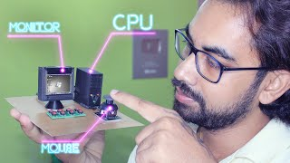 how to make mini gaming computer at home