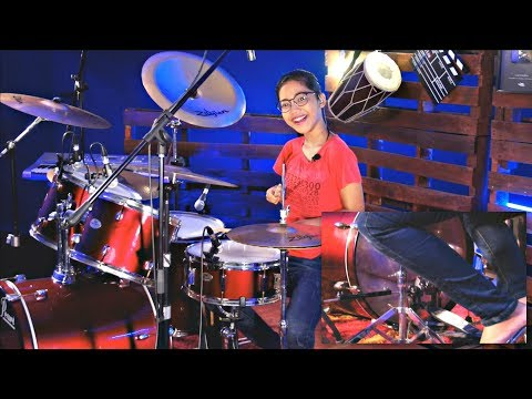 🔴 LIVE Drum Cover Canon Rock and Drum Solo EP 7 by Nur Amira Syahira