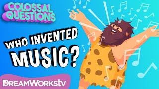 Who Invented Music? | COLOSSAL QUESTIONS