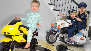 Girl Cops Motorcycle Chase!!! - Episode 5