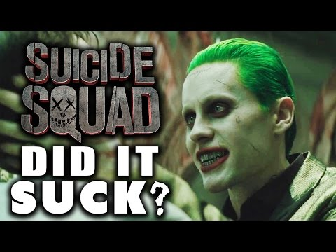 Suicide Squad: DID IT SUCK? - Dude Soup Podcast #82