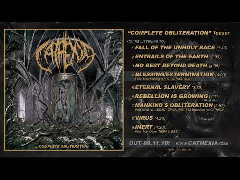 Cathexia - Complete Obliteration [Album teaser]