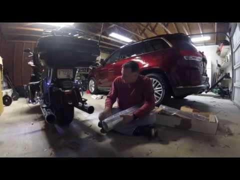 CFR Exhaust Swap