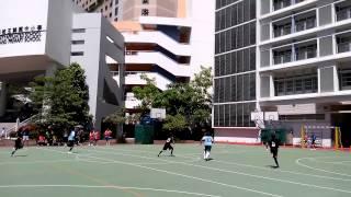足球邀請賽 蕭漢森vs賽馬會小學(女子組)B