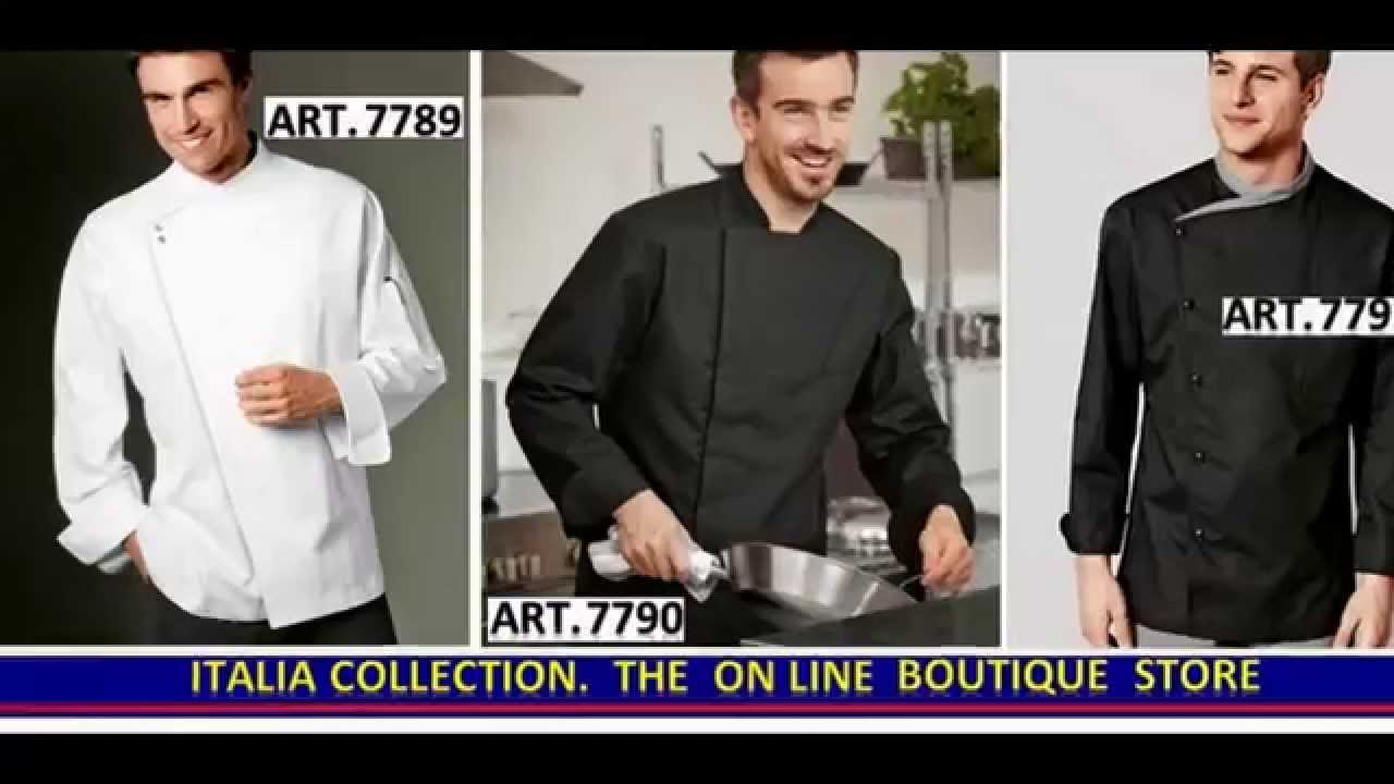 Uniforme de chef uniformes para chef youtube - Uniformes de cocina ...