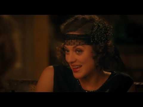 Midnight In Paris/Best Scene/Owen Wilson/Corey Stoll/Marion Cotillard/Kathy Bates/Gertrude Stein