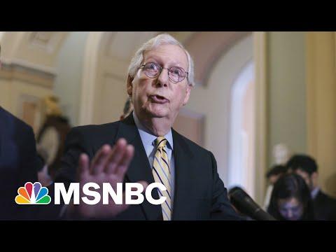 GOP Blocks Voting Bill Saying It Was 'Written By The Devil'